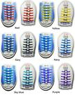 [Ving]New Patented Elastic No Tie Silicone Fashion Shoe Laces 12PCS/Set 10 Color