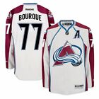 2015 16 Roy Bourque REEBOK Colorado Avalanche Away White Premier Jersey Mens