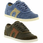 New Camper 18787 Uno Pau suede Leather Trainers Mens Shoes Size UK 8-10