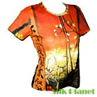 VINCENT VAN GOGH JAPANESE FLOWERING PLUM TREE PAINTING T SHIRT ASIAN ART PRINT