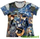 RENOIR Umbrellas IMPRESSIONISM T SHIRT TOP FINE ART PRINT PAINTING WOMEN