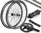 Deluxe Fixed Gear Single Speed Conversion Kit (700c)