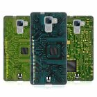 HEAD CASE CIRCUIT BOARDS SOFT GEL CASE FOR HUAWEI HONOR 7