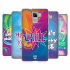 HEAD CASE HOLOGRAPHIC OVERLAYS SOFT GEL CASE FOR HUAWEI HONOR 7