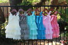 Girls Shabby Chic Vintage Inspired CountryLace Dress Flower Girl Or Party Dress