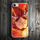 The Flash DC Comics Superhero Phone Case Cover For iPhone 4 4s 5 5s 6 6s Plus