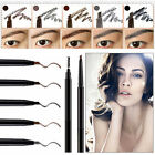 Waterproof Longlasting Eyebrow Pencil Brush Makeup Drawing Eye Liner Brow Tool