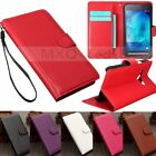 MOHOO Flip Leather Wallet Cover Case Stand For Samsung Galaxy Xcover 3 SM-G388F