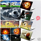 "Painted Soccer Basketball Hard Laptop Case Cover For Macbook Pro 13""15""Air 11""12"