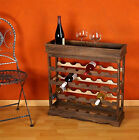 NEW 24+ Wine Bottle Rack Holder Stand Shelving System Cabinet Kitchen Bar