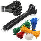 Nylon Plastic Cable Ties Long and Wide Extra Large Zip Ties
