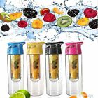Infuser Furit Water Bottle Fruit Juice Infusing Sport Hand Cup BPA-Free Gift