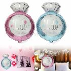 I DO Ring Foil Helium Balloon Engagement Wedding Proposal Party Bridal Decor HOT