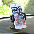 Car Dashboard Dash Mount Holder for Cell Phone iPhone 5C 6 Plus Galaxy S4 S5 S6