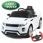 EVOQUE RANGE / LAND ROVER LICENSED 12V KIDS RIDE ON REMOTE CONTROL CAR / CARS
