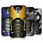HEAD CASE DESIGNS ARMOUR COLLECTION 2 HARD BACK CASE FOR SAMSUNG GALAXY S5 NEO