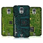 HEAD CASE DESIGNS CIRCUIT BOARDS HARD BACK CASE FOR SAMSUNG GALAXY S5 NEO