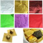Cute 100pcs Sweets Candy Package Foil Paper Chocolate Lolly Foil Wrappers BDRG