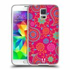 HEAD CASE PSYCHEDELIC PAISLEY SOFT GEL CASE FOR SAMSUNG GALAXY S5 NEO