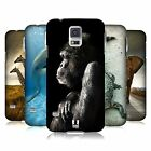 HEAD CASE DESIGNS WILDLIFE HARD BACK CASE FOR SAMSUNG GALAXY S5 NEO