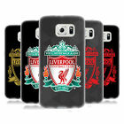 OFFICIAL LIVERPOOL FC LFC CREST 1 SOFT GEL CASE FOR SAMSUNG PHONES 1
