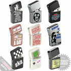 WINDPROOF LIGHTERS - Ska MIGHTY BOOSH Dylan FUNNY Pro Smoking Retro GIFT FOR HIM