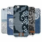 HEAD CASE DESIGNS JEANS AND LACES SOFT GEL CASE FOR APPLE iPHONE PHONES