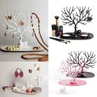 New Jewelry Necklace Earring Deer Stand Display Organizer Holder Show Rack