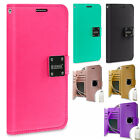 For Alcatel ONETOUCH Fierce XL HYBRID IMPACT KICKSTAND Dazzling Diamond Case