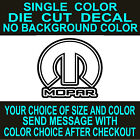 Dodge Mopar Outline Vinyl Window decal dodge car truck tool box sticker $2.5 USD on eBay