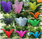 beautiful 10-200pcs Quality Natural OSTRICH FEATHERS 18-20'inch/45-50cm