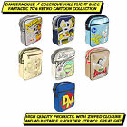 DANGER MOUSE FLIGHT BAGS Large Spacious Shoulder Bag Satchel Retro Cartoon Cool