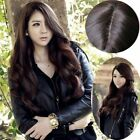 Fashion Cosplay Wig Women Lady Long Curly Wavy Hair Full Wigs Party Costume Wigs