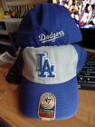 Los Angeles Dodgers MLB VIP '47 Brand Gray Front Franchise Baseball Hat Cap LA