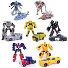 Popular Transformation Classic Robot Cars Toys For Kids Boys Xmas Good Gift LJ