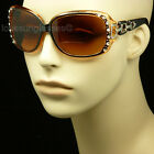 BIFOCAL READING SUNGLASSES GLASSES NEW RHINESTONE WOMEN POWER TINT STRENGTH