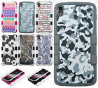 For Alcatel ONETOUCH Idol 3 IMPACT TUFF HYBRID Protector Case Phone Cover