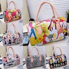Ladies Leather Shoulder Bag Tote Messenger Crossbody Satchel Women Handbag Purse