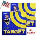 Sanwei TARGET National Pips-in Table Tennis Rubber with Blue Sponge