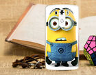 Luxury 8 Pattern Printed Hard PC Back Case Cover For LG Phones