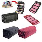 Travel Toiletry Bag Cosmetic Case Organizer Makeup Beauty Holder Wash Hanging