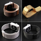 Внешний вид - Stainless Steel Buckle Watch Strap with adapter for Apple Watch iWatch 42mm/38mm