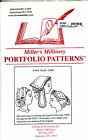 CIVIL WAR MILLER'S MILLINERY SEWING PATTERNS 11 DIFFERENT INDIVIDUALLY PRICED