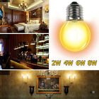 Vintage E27 2W/4W/6W/8W Edison Bulb LED Lamp Retro Filament Light 85V-265V Lamp