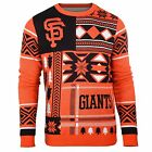 San Francisco Giants MLB Patches Ugly Sweater By Klew