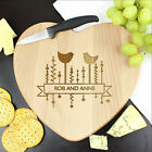 NEW PERSONALISED CHOPPING BOARD PICK FROM 5 DESIGNS NEW HOME WEDDING ANNIVERSARY