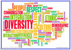 *NEW* Diversity A4 POSTERS~OFSTED~Nursery~Childminder~School~3 Designs available