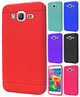 For Samsung Galaxy Grand Prime Rubber SILICONE Skin Soft Gel Case Phone Cover
