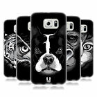 HEAD CASE DESIGNS BIG FACE ILLUSTRATED 2 SOFT GEL CASE FOR SAMSUNG PHONES 1