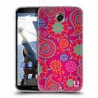 HEAD CASE DESIGNS PSYCHEDELIC PAISLEY SOFT GEL CASE FOR MOTOROLA PHONES